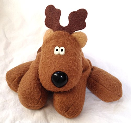 Hallmark Rodney Reindeer 5' Plush Holiday Deer
