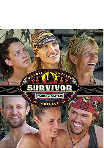 Survivor: Blood vs. Water - S27 (4 Discs) [Blu-ray]