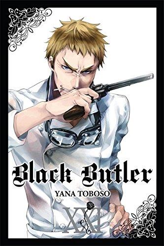 Black Butler, Vol. 21 (Black Butler, 21)