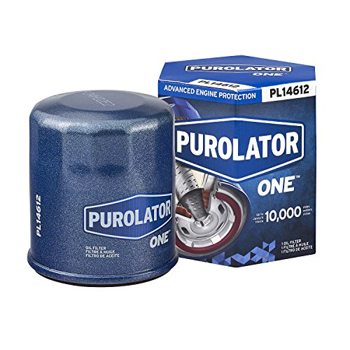 Purolator PL14612-6PK 6 Pack (Old Style Case Pack) PurolatorBOSS Maximum Engine Protection Spin On Oil Filter, 6-Pack