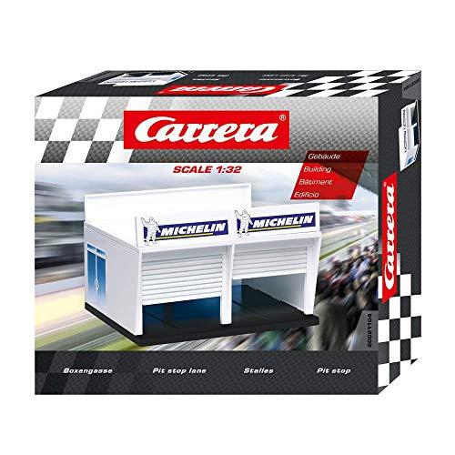 Carrera Pit Stop Lane Double Garage Building 1:32 scale 21104