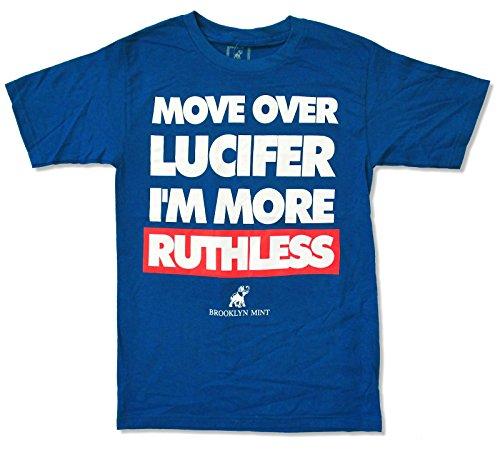 Brooklyn Mint Notorious Big Ruthless Blue T Shirt (Small)