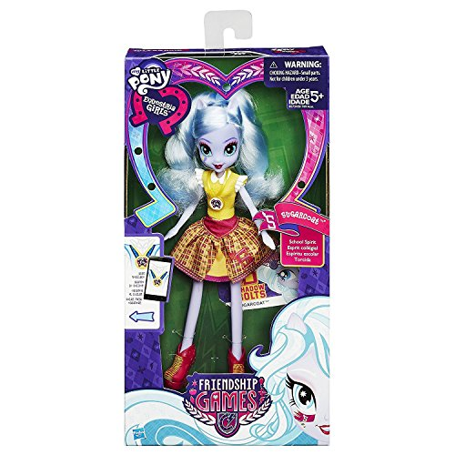 My Little Pony Equestria Girls Sugarcoat Friendship Games Doll