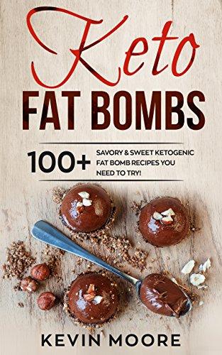 Keto Fat Bombs: 100+ Savory & Sweet Ketogenic Fat Bomb Recipes You Need To Try!