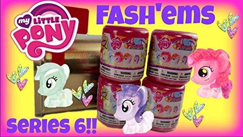 My Little Pony Fash'Ems Series 6 (1 Random)