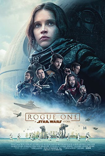 Rogue One: A Star Wars Story Poster Limited Print Photo Felicity Jones Size 11x17#4