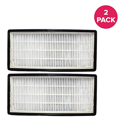 Crucial Air Replacement Air Filter Compatible with Honeywell HFD-120-Q Odor Neutralizing Air Purifier Filters, Fits Honeywell IFD Filter Model - Bulk (2 Pack)