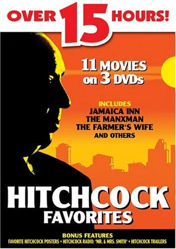 Hitchcock Favorites - Movie Pack