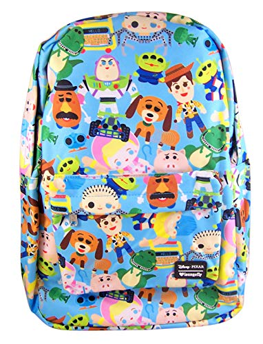 Loungefly Disneys Toy Story Characters Print Backpack Standard