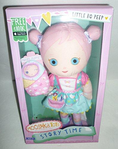 Mooshka Tots Story Time Aneta as Little Bo Peep Doll by MGA
