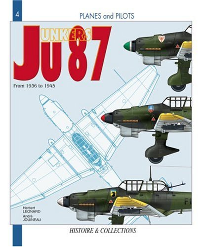 Junkers Ju 87: From 1936 to 1945