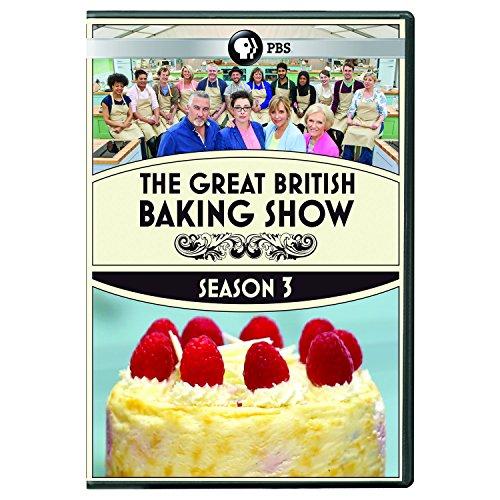 Great British Baking Show Season 3 DVD