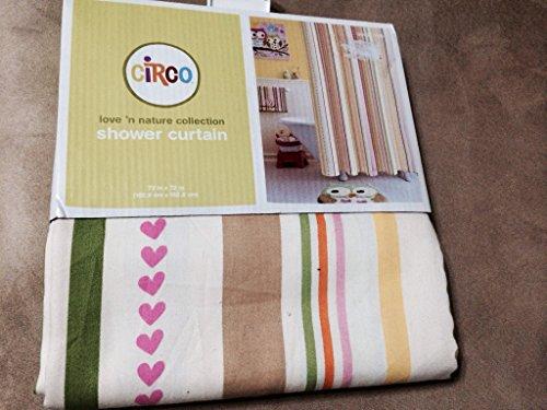 Circo Love N Nature Shower Curtain