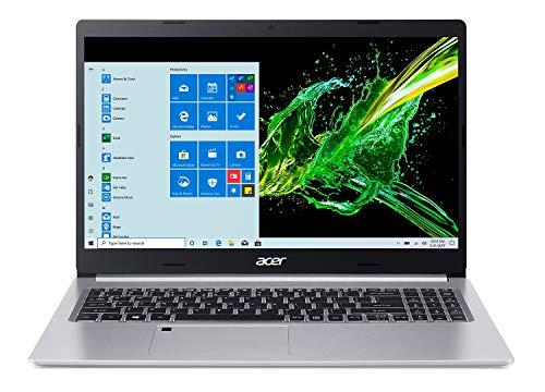 Acer Aspire 5 A515-55-35SE, 15.6' Full HD Display, 10th Gen Intel Core i3-1005G1 Processor, 4GB DDR4, 128GB NVMe SSD, Intel WiFi 6 AX201, Backlit KB, Fingerprint Reader, Windows 10 Home (S Mode)