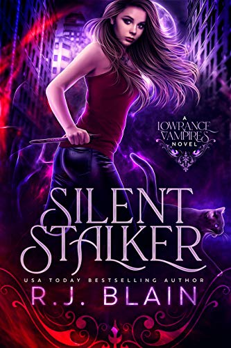 Silent Stalker (Lowrance Vampires Book 2)