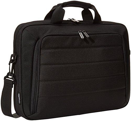 Amazon Basics 17.3 Inch Laptop and Tablet Case Shoulder Bag, Black
