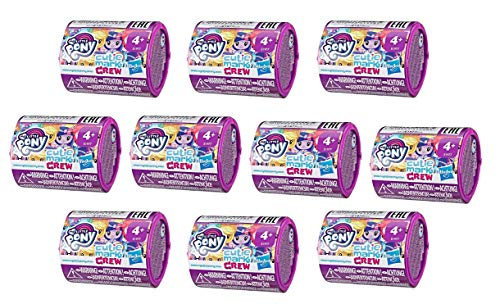 My Little Pony Cutie Mark Crew Series 2 Friendship Party Blind Pack – Pack of 10 Blind Packs