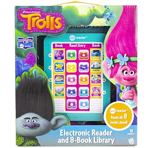 Dreamworks Trolls - Me Reader Electronic Reader 8 Book Library Box Set - PI Kids