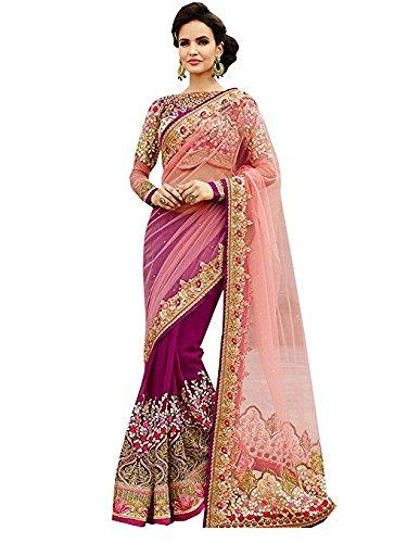 Delisa Fashion Ethnic Designer Bollywood Party Wear Pakistani Indian Saree tirupati