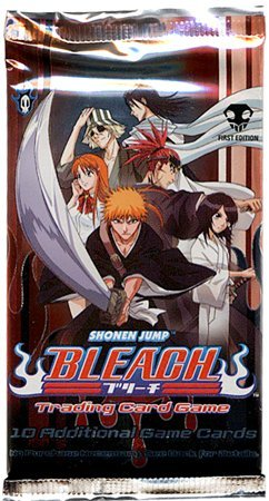 Score / Donruss Bleach Trading Card Game First Edition Series 1 Premiere Booster Pack