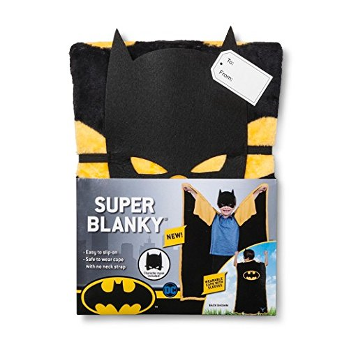 DC Comics Batman Super Blanky Bed Blankets (46x60)
