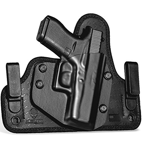 Alien Gear holsters Holster for a Glock - 43 Cloak Tuck 3.5 IWB Hoslter (Right Hand)