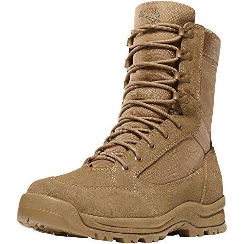 Danner Men's Tanicus 8' Hot Duty Boot, Mojave, 11 D US