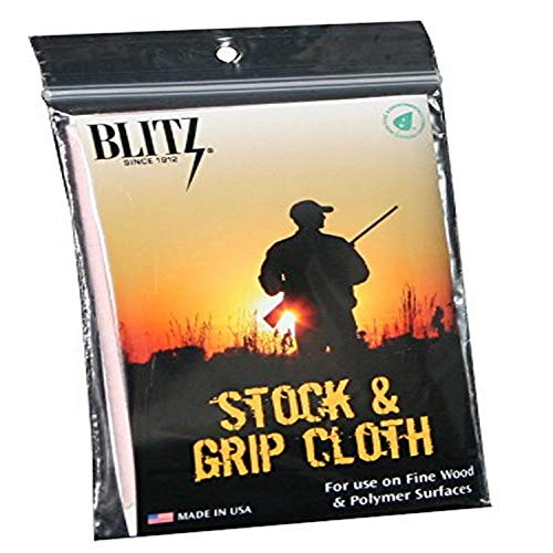 Blitz 21022 Stock and Grip Cloth (2 Pack), 11' x 14'
