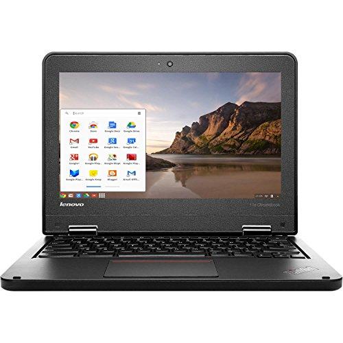 Lenovo ThinkPad 11e 11.6' LED Chromebook Laptop Intel Celeron N2930 Quad Core 1.83GHz 16GB 4GB (Renewed)