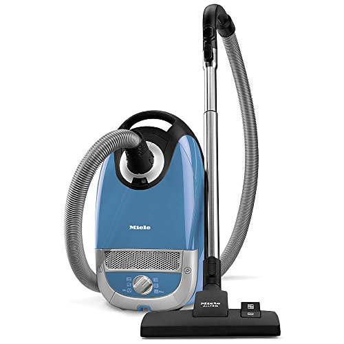 Miele Complete C2 Hard Floor Canister Vacuum Cleaner with SBD285-3 Combination Rug and Floor Tool + SBB400-3 Parquet TWI