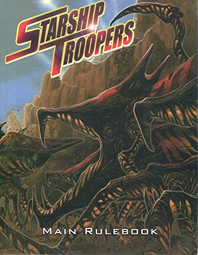 Starship Troopers Main Rulebook