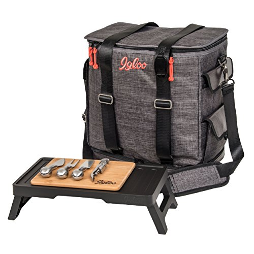 Igloo Daytripper Insulated Tote, Gray (61980)