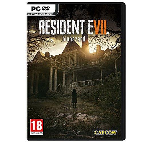 JEU PC CAPCOM Resident Evil 7 Biohazard PC