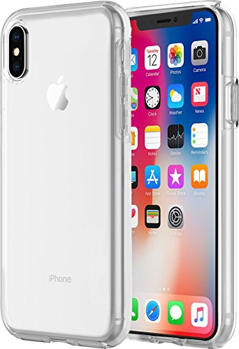 Incipio IPH-1635-CLR Apple iPhone X DualPro Pure Clear Case - Clear
