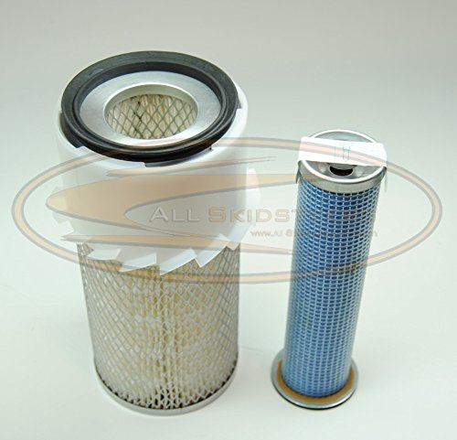 Engine Air Filter Kit for Bobcat Machines | Replaces OEM #s 6598492 & 6598362