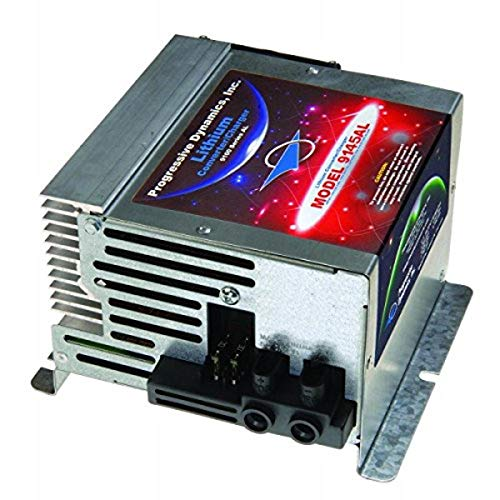 Progressive Dynamics PD9145ALV 12V Lithium Ion Battery Converter/Charger - 45 Amp