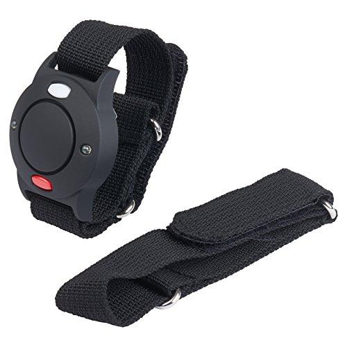 Vigilant PPS-35BRS 125dB Wrist Personal Alarm with Sweat Proof Wrist Band