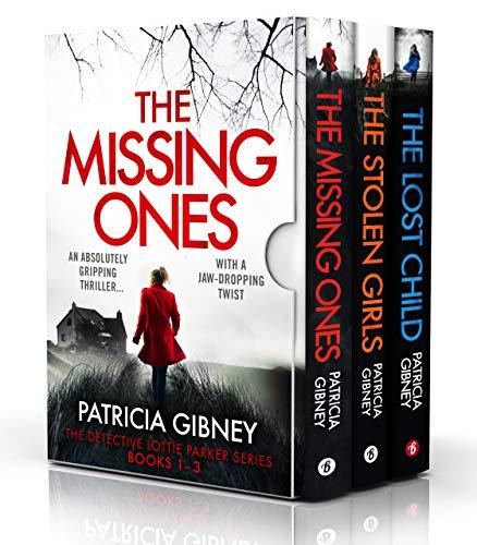 The Detective Lottie Parker Series: Books 1-3