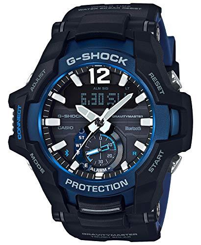 Men's Casio G-Shock Master of G Gravity Master Aviation Concept Watch GRB100-1A2