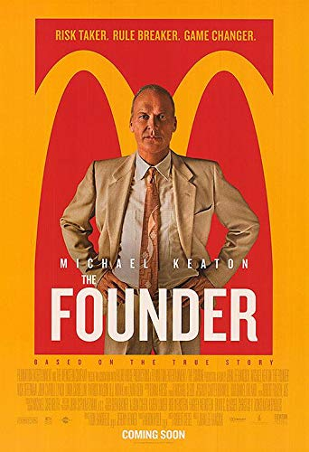Founder-Authentic Original-27x39-rolled-Movie-poster
