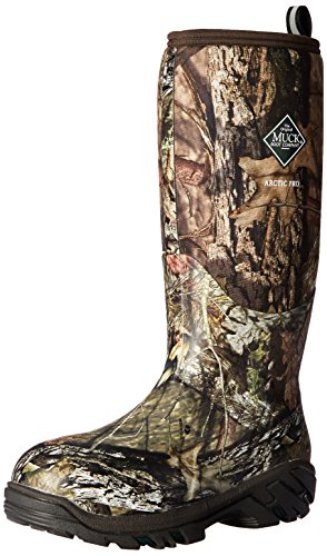 Muck Boot mens Arctic Pro Snow Boot, Mossy Oak Country, 13 US