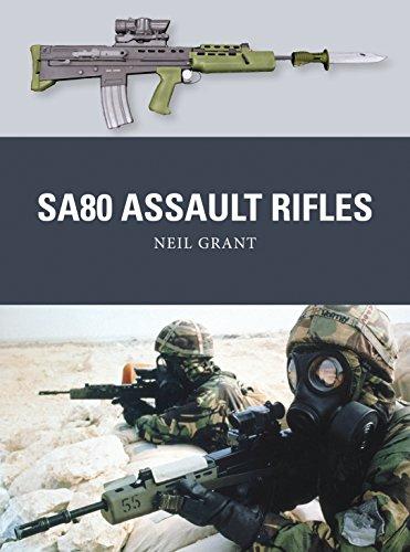 SA80 Assault Rifles (Weapon)