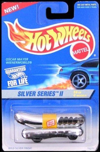 Hot Wheels Silver Series 2 #4 Oscar Mayer Wienermobile Mint #423