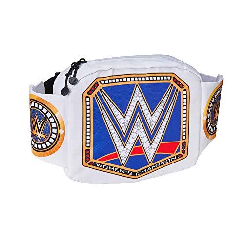 WWE Authentic Wear Smackdown Women's Championship Title Belt Waist Pack