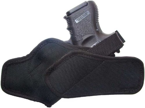 Active Pro Gear Small of The Back (SOB) Concealment Holster (15-25CT: Ruger LCP; Kel-Tec P-3AT with Crimson Trace Laser, Right Hand Draw)