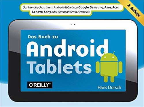 Das Buch zu Android-Tablets (German Edition)