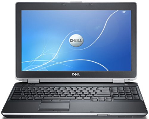 Fast Latitude E6530 Notebook 15.6in Business Laptop PC (Intel Core i5-3210M, 8GB Ram, 500GB HDD, WebCAM, HDMI, WIFI, DVD-RW) Win 10 Pro (Renewed)