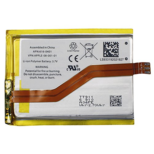 Fenzer Replacement Rechargeable Battery for Apple iPod Touch 2nd 2 Gen Generation