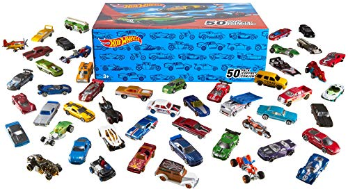 The ultimate Hot Wheelsstarter set!, Multicolor