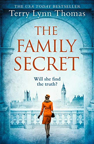 The Family Secret: A gripping historical mystery from the USA Today bestselling author (Cat Carlisle, Book 2)